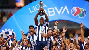 Monterrey, campeón 2019.