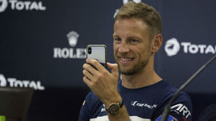 Jenson Button analiza el fichaje de Carlos Sainz en Ferrari