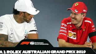 Daimler podría estar presionando para fichar a Vettel en Mercedes
