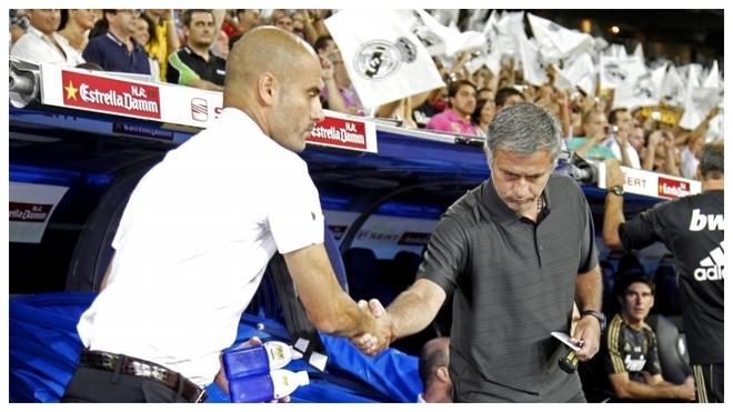 Mourinho reveló cuándo decidió emigrar al Real Madrid