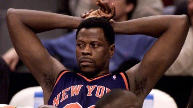 Patrick Ewing.