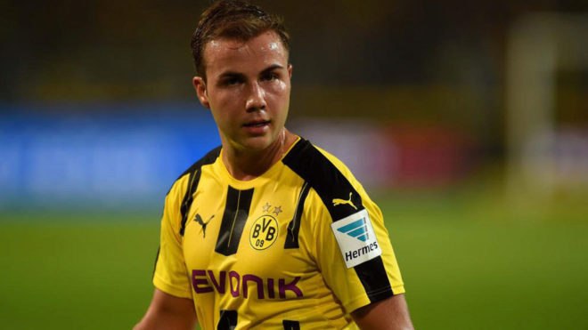 El Dortmund no renueva a Götze, que se irá libre