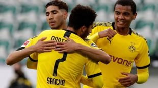El Dortmund sigue intratable.
