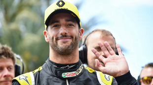 Renault esperará para decidir el recambio de Ricciardo