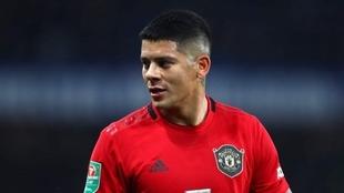 La fortuna que Manchester United pide para vender a Marcos Rojo