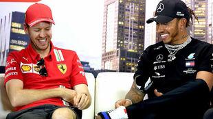 """Nick Heidfeld: """"Hamilton y Vettel nunca podrán compartir equipo"""""""