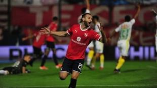 Gastón Silva notifica que se va de Independiente por falta de pago