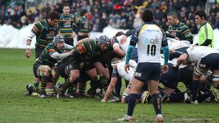 Eliminar el scrum: la propuesta de World Rugby para luchar contra el...