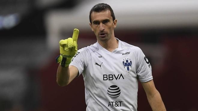 Rayados de Monterrey confirma la salida de Marcelo Barovero