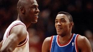 Jordan y Thomas.