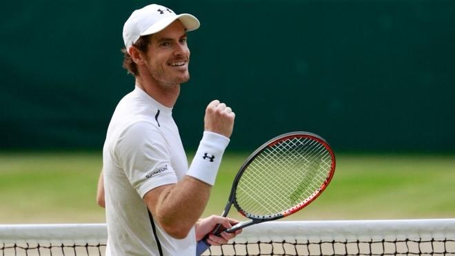 Andy Murray podría regresar a las pistas en julio y sobre césped