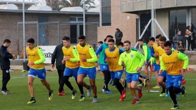 Godoy Cruz y un plan para retornar a los entrenamientos