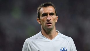Marcelo Barovero descarta volver a Argentina