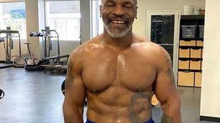 El costoso tratamiento que rejuveneció a Mike Tyson