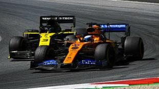 """Ricciardo: """"¿Ferrari? Todos dicen que habríamos encajado..."""""""