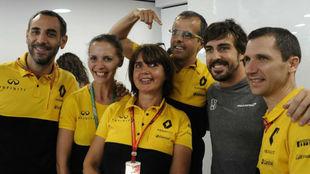 Renault admite que negocia la vuelta de Fernando Alonso