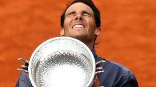 Rafael Nadal, con precaución sobre su participación en Roland Garros