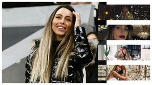 Tea Katai es la bella esposa de Aleksandar Katai, el jugador serbio...