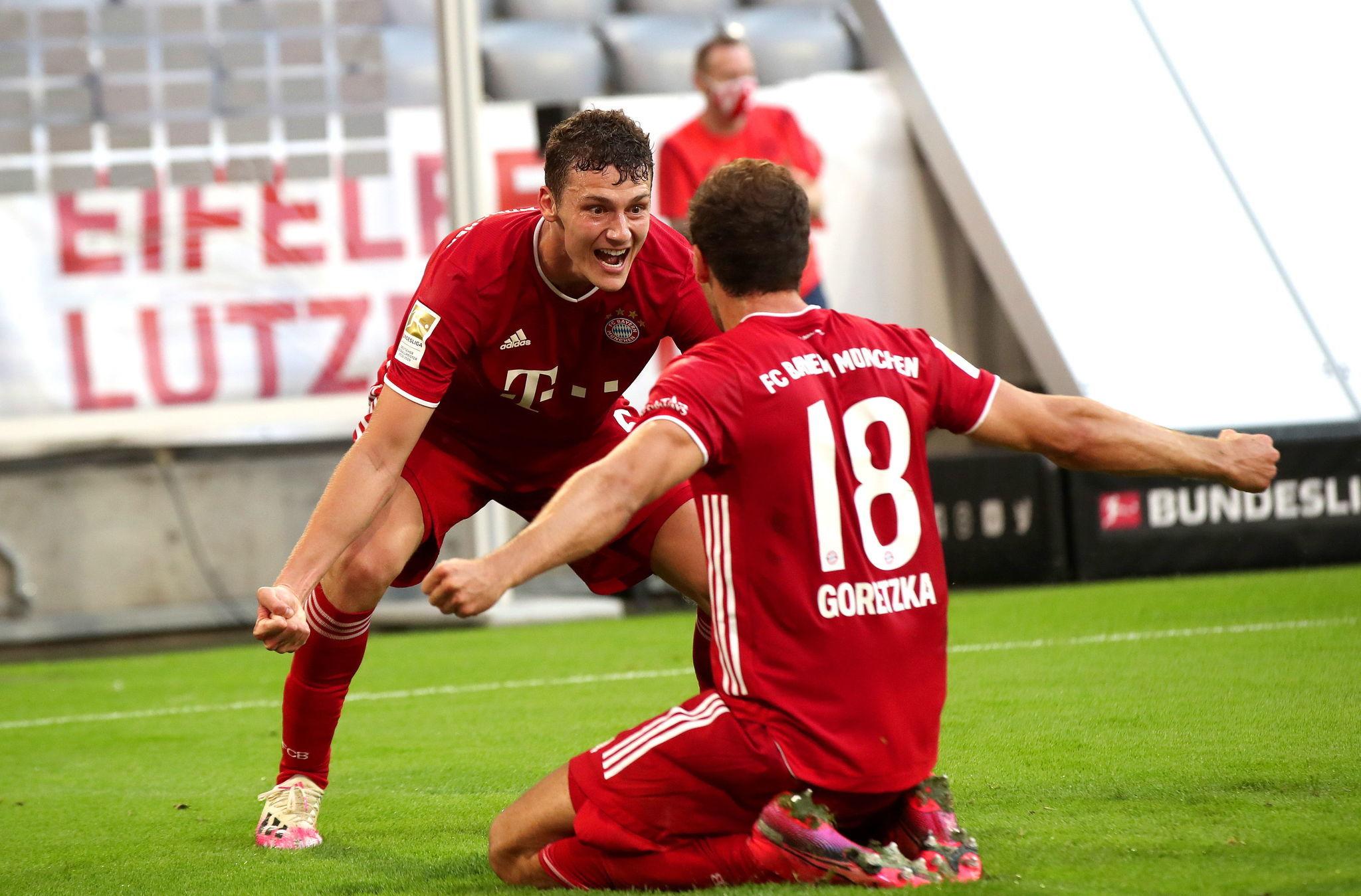 El Bayern no falla y está a una victoria de salir campeón | MARCA ...