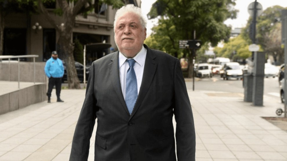 Ginés Gonzáles García, Ministro de Salud de la Nación.