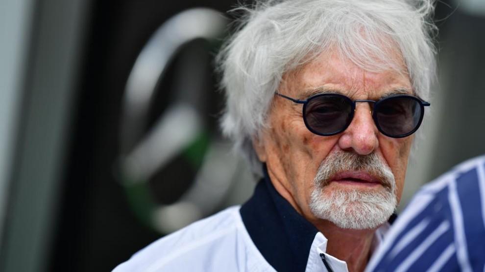 Ecclestone: Vettel debería prepararse para el regreso de 2022