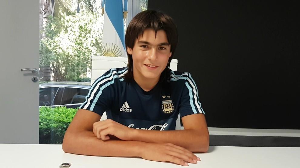 Luka Romero, entre los convocados de Mallorca