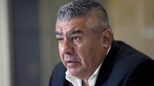 Claudio Tapia.