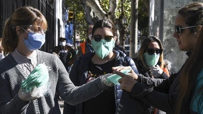 ¿Cuántos contagios y cuántas muertes hay en Argentina? Provincia...