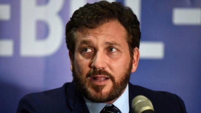 Alejandro Domínguez, presidente de Conmebol.