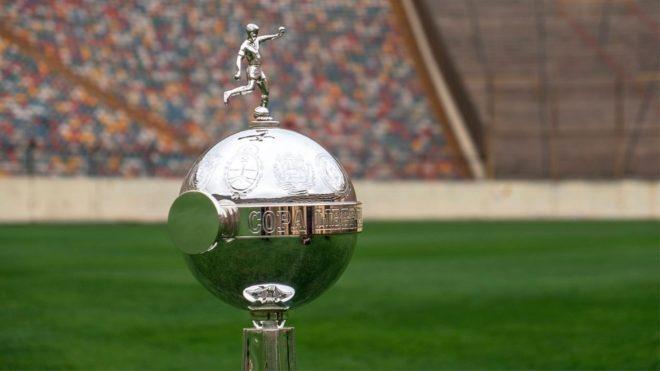 Se acerca el comienzo de la Copa Libertadores.