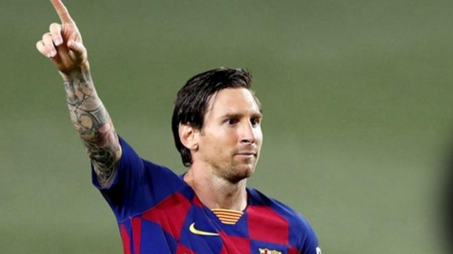 Leo Messi cumpleaños