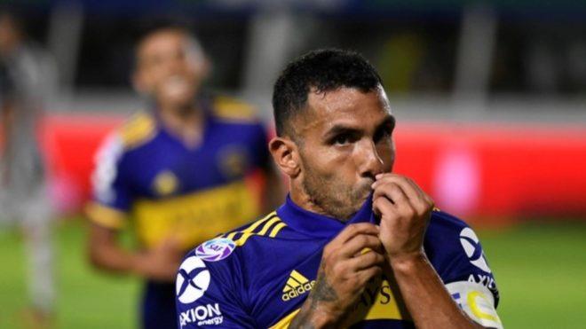 Por qué se complica la renovación de Carlos Tevez en Boca | MARCA ...