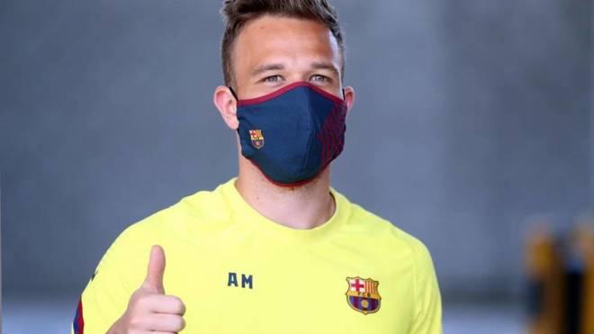 Arthur se marchará del Barcelona