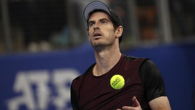 Murray propone un ranking a dos años