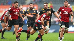 Crusaders venció a Chiefs