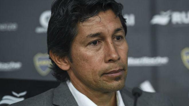 Jorge Bermúdez, de la Comisión de Fútbol de Boca, apunta otra vez...