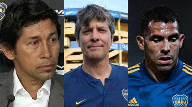 Mario Pergolini media en la polémica entre Bermúdez y Tevez.