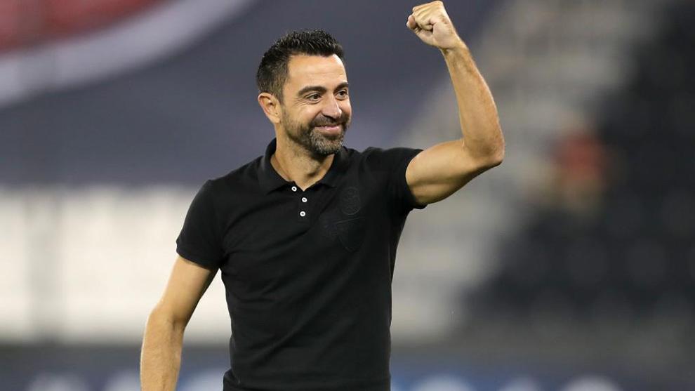 Xavi pretende ser DT del Barcelona alguna vez.