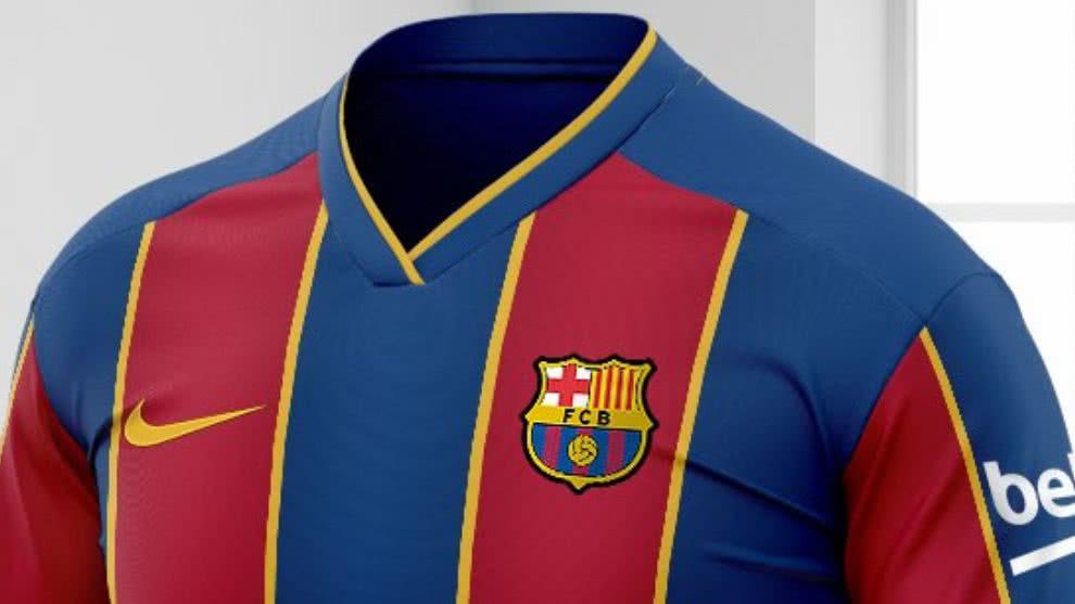 Nike deja de vender la nueva camiseta del Barcelona... ¡porque ...