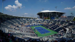 Las instalaciones del Billie Jean King Tennis Center.