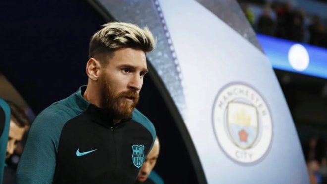 El City va por Messi.