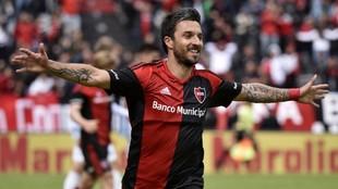 Ignacio Scocco regresa a Newell's, tras su exitoso paso por...