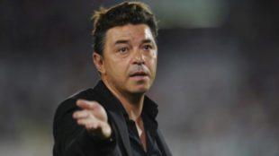 Marcelo Gallardo, el deseo del Flamengo y sus hinchas.