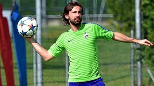 Andrea Pirlo vuelve a la Juve.