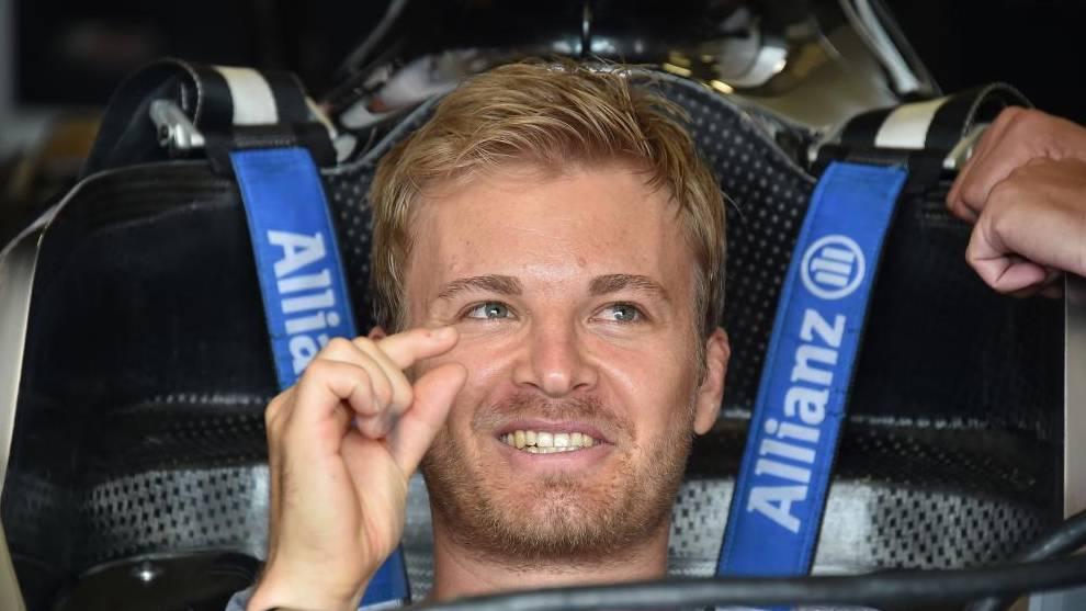 Nico Rosberg, ex piloto de Fórmula 1.