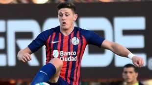 Adolfo Gaich se marcará al CSKA Moscú