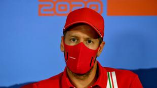 Sebastian Vettel se marcha de Ferrari en esta temporada