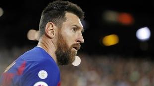 Leo Messi va por su quinta Champions.