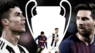 ¿Cristiano vs Messi en semis?