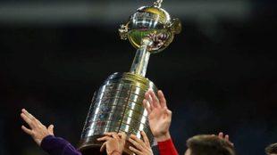 Vuelve la Copa Libertadores.